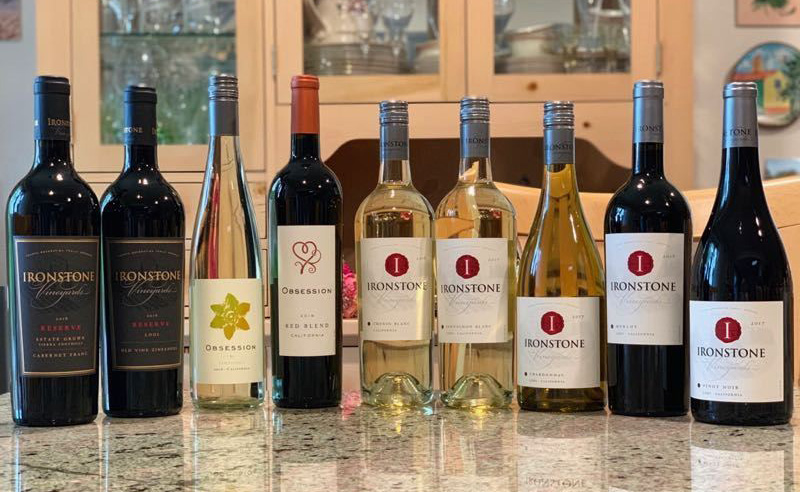 Ironstone Wines