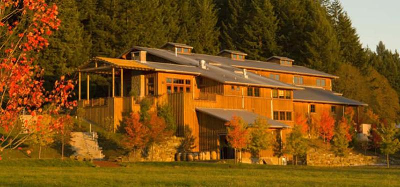 Lemelson Winery Oregon Usa