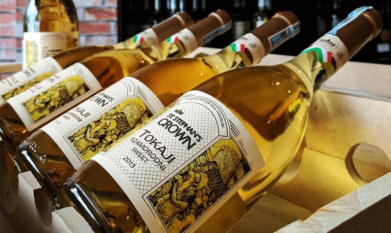 Tokaji Aszu Wine