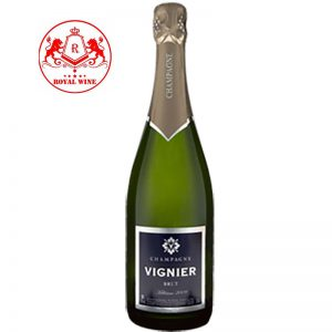 Ruou Champagne Vignier Millesime