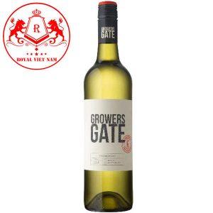 Ruou Vang Growers Gate Chardonnay