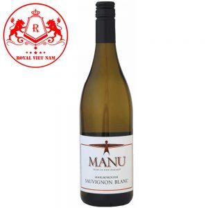 Ruou Vang Manu Sauvignon Blanc