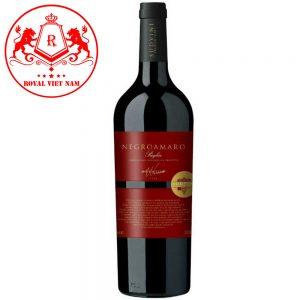 Ruou Vang Negroamaro Puglia Premium Wine Sud Vini