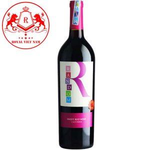 Ruou Vang Random Sweet Red Wine