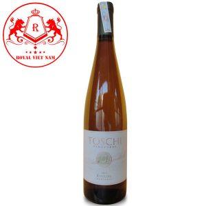 Ruou Vang Toschi Vineyards Riesling
