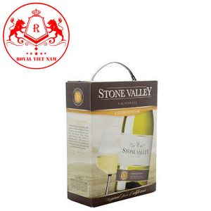 Vang Bich Stone Valley Chardonnay 3l