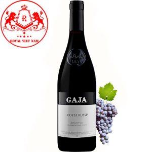 Rượu Vang Gaja Costa Russi 2008