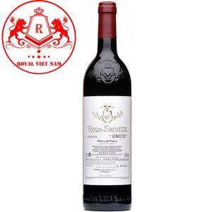 Rượu Vang Vega Sicilia Unico 2003