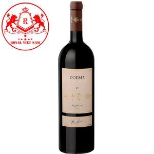 Rượu Vang Vin'd Argentine Poesia