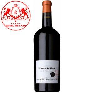 Rượu Vangthomas Barton Reserve Margaux