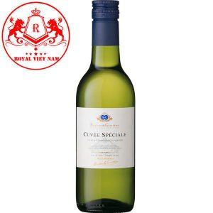 Rượu Vang Cuvee Speciale Blanc Vin Blanc