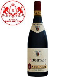 Rượu Vang Vidal Fleury Hermitage 2012