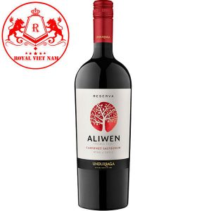 Rượu Vang Aliwen Reserva đỏ