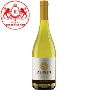 Rượu Vang Aliwen Reserva Trắng