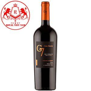 Rượu Vang G7 Gran đỏ