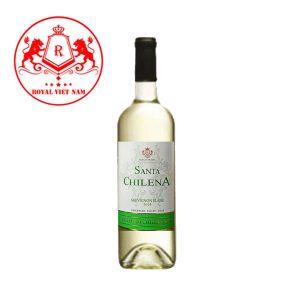 Ruou Vang Santa Chilena Sauvignon Blanc