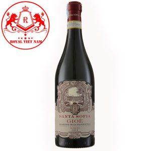 Rượu Vang Santa Sofia Gioe Amarone Della Valpolicella