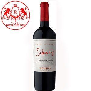 Rượu Vang Sibaris đỏ