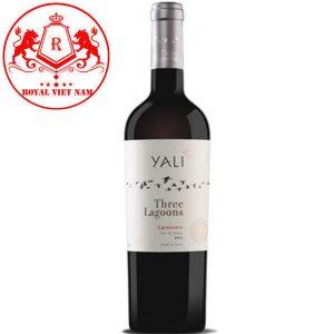 Rượu Vang Yali Gran đỏ