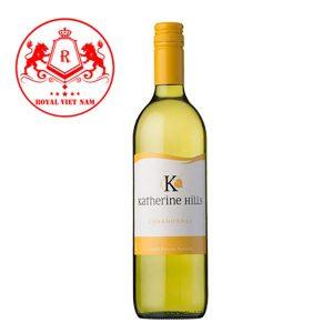 Ruou Vang Katherine Hills Chardonnay