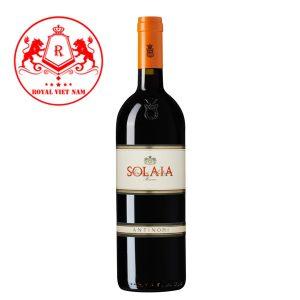 Rượu Vang Solaia Super Tuscan